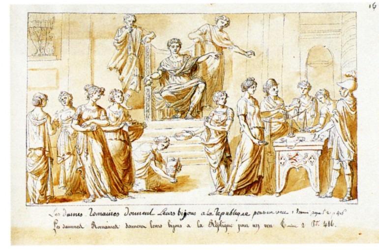 Histoire romaine/contenue en cent-trente dessins