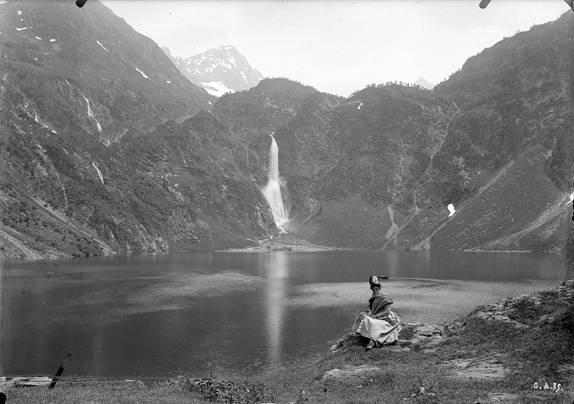 Luchon, le lac d'Oo