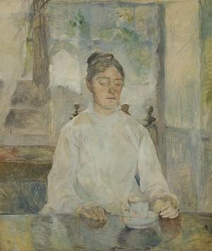 La comtesse Adèle de Toulouse-Lautrec