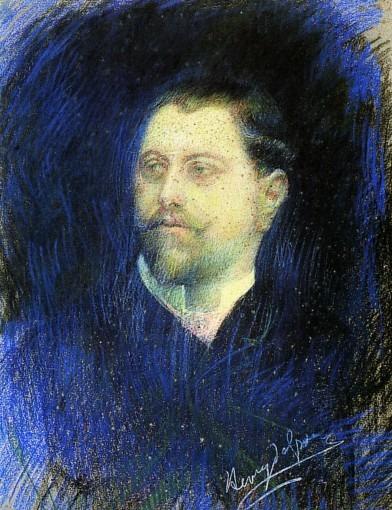 Portrait d'Arthur Huc.
