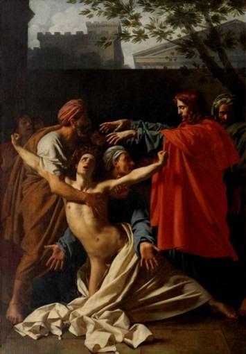 Jésus-Christ guérissant un jeune possédé du Démon