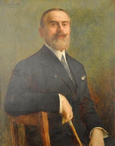 Portrait de M.P.