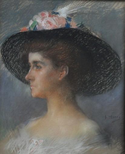 Portrait de Camille Deymes