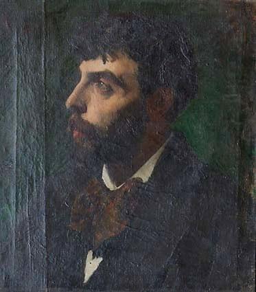 Portrait de Jean Rivière
