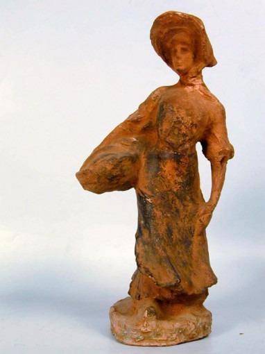 La femme au panier