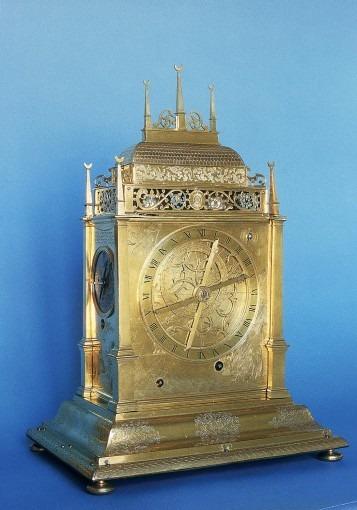 Horloge astronomique de table