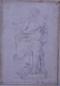 Saint Mathieu l'Evangéliste