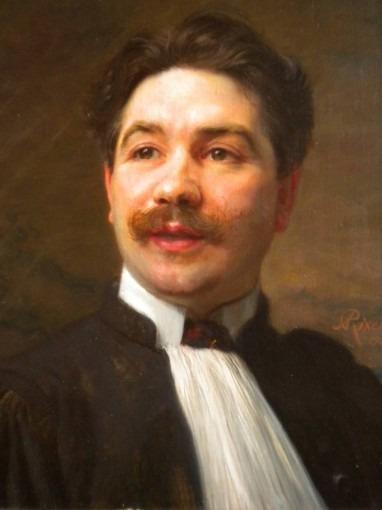 Portrait de Georges-Paul Manceau
