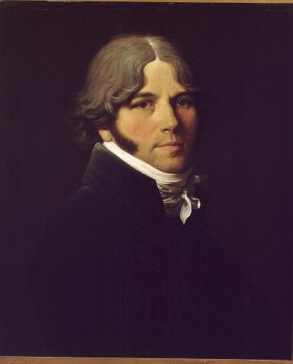 Portrait de Jean-Marie-Joseph Ingres