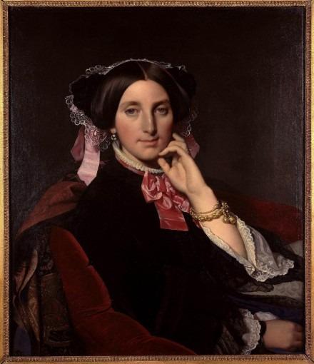 Portrait de madame Gonse
