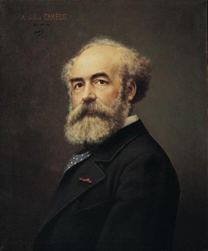 Portrait de Jules Cambos