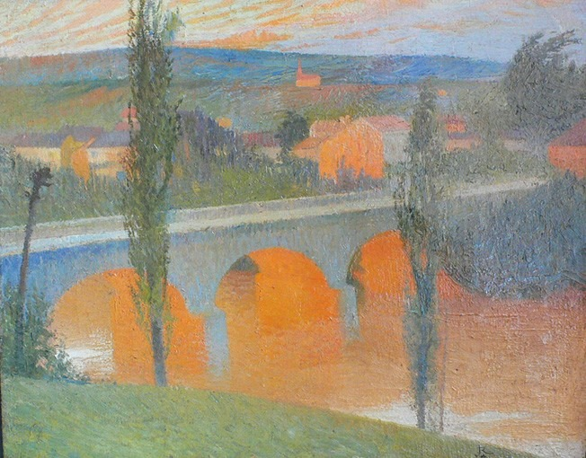Le Pont de Saint-Paul-Cap-de-Joux