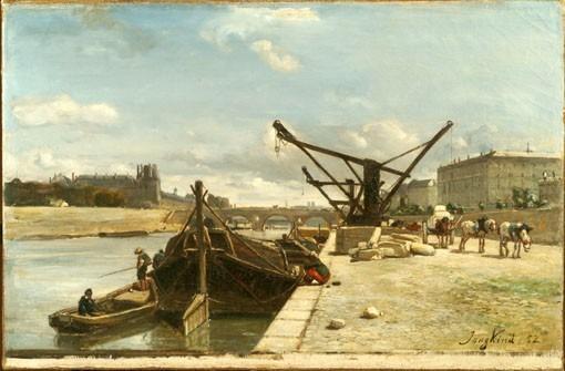 Vue du Quai d'Orsay