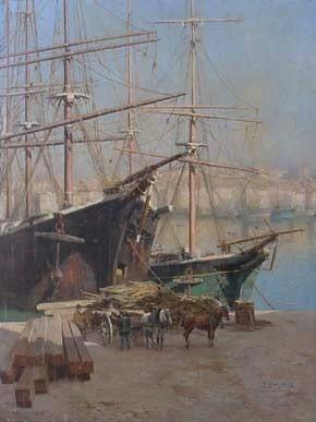 Marseille, à Rive Neuve