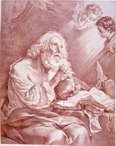 Saint Jérôme pénitent