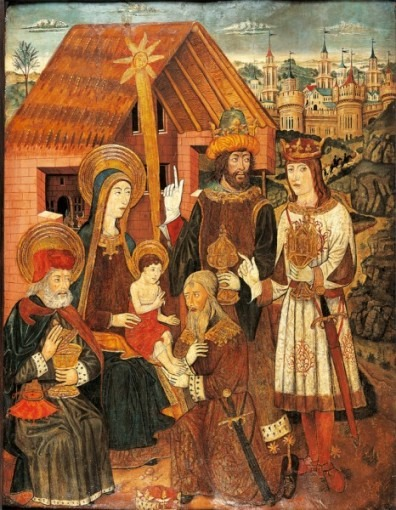 L'Adoration des Mages