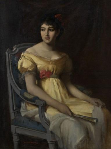 Portrait d'Elise