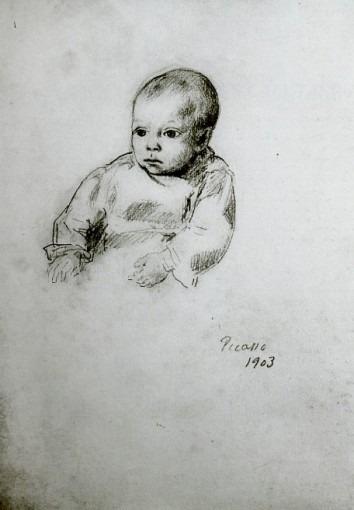 Portrait du fils de Pere Romeu