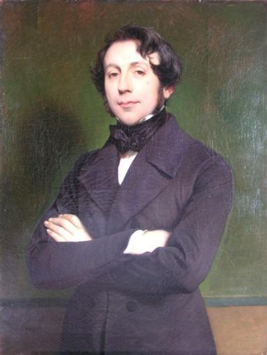 Portrait du comte Charles de Rémusat