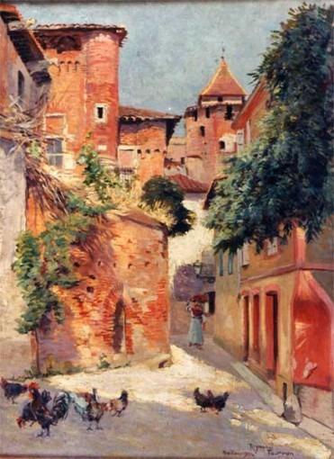 La tour Pierre de Brens à Gaillac