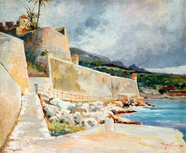 Le fort de Villefranche