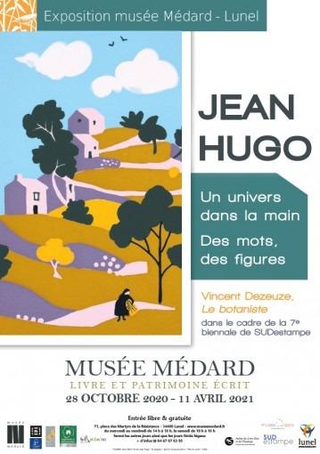 Musée Médard - Exposition Jean Hugo